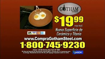 Gotham Steel TV Spot, 'Sartenes antiadherentes' con Daniel Green [Spanish] - Thumbnail 10