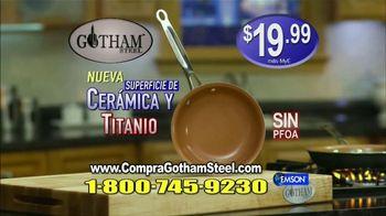 Gotham Steel TV Spot, 'Sartenes antiadherentes' con Daniel Green [Spanish] - Thumbnail 8