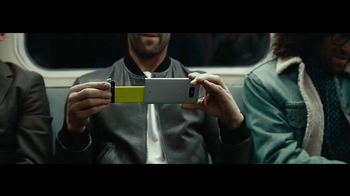 LG G5 TV Spot, 'Get Ready to Play: Subway' Featuring Jason Statham