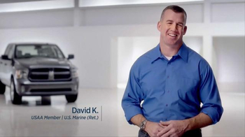 Geico Marine Insurance >> USAA Car Buying Service TV Commercial, 'Mitigating Fears' - iSpot.tv
