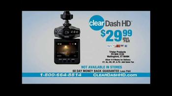 Clear Dash HD TV Spot, 'Their Word Against Your Video' - Thumbnail 9