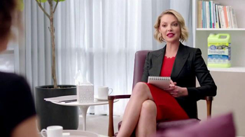 Cat's Pride Fresh & Light TV Spot, 'Odor Control' Featuring Katherine Heigl - 516 commercial airings