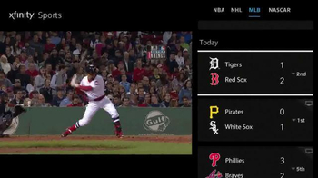 XFINITY MLB Extra Innings TV Commercial, 'Favorite Players' - Video