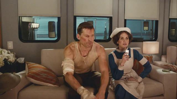 Apple TV TV Spot, 'The Kiss' Featuring Alison Brie, Nikolaj Coster-Waldau - Thumbnail 5
