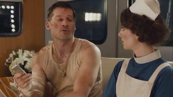 Apple TV TV Spot, 'The Kiss' Featuring Alison Brie, Nikolaj Coster-Waldau - Thumbnail 7