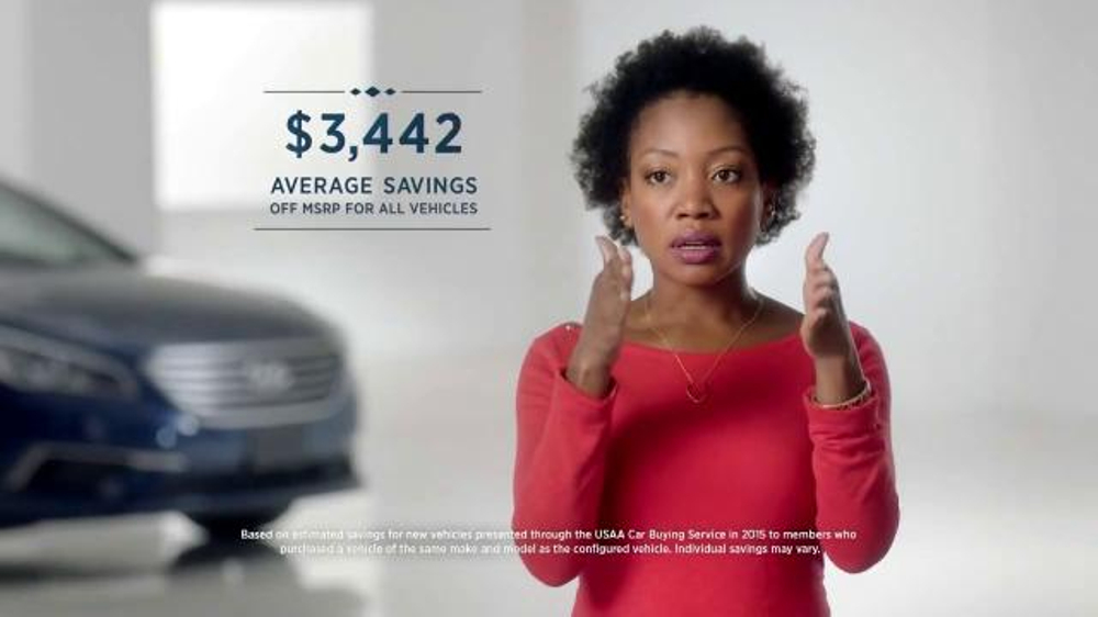 USAA Car Buying Service TV mercial Tell Everybody