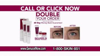 Chamonix Skin Care Genucel TV Spot, 'Celebrity Treatment' Ft. Laurie Dhue - Thumbnail 10