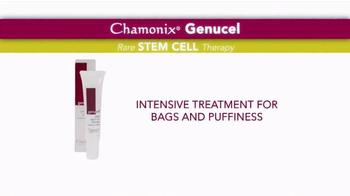 Chamonix Skin Care Genucel TV Spot, 'Celebrity Treatment' Ft. Laurie Dhue - Thumbnail 2