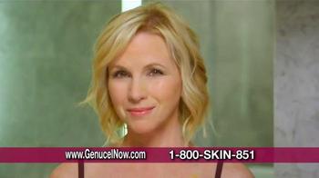 Chamonix Skin Care Genucel TV Spot, 'Celebrity Treatment' Ft. Laurie Dhue