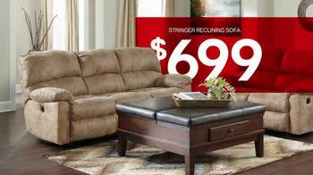 Ashley Furniture Homestore e Day Sale TV mercial