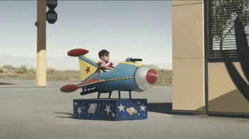 2016 Kia Optima TV Spot, 'Rocket' - 1441 commercial airings