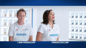 Progressive TV Spot, 'Hype Man' - 7894 commercial airings