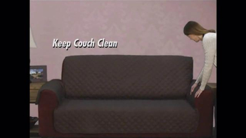Couch Coat TV Spot, 'Reversible Couch Protector' - Thumbnail 2