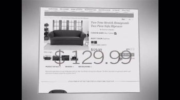 Couch Coat TV Spot, 'Reversible Couch Protector' - Thumbnail 6
