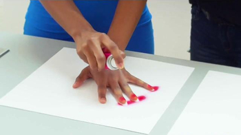 Spray Perfect TV Spot, 'Spray On Nail Polish' - Thumbnail 1