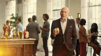 Strongbow Hard Cider TV Spot, 'Award: Original' Featuring Patrick Stewart