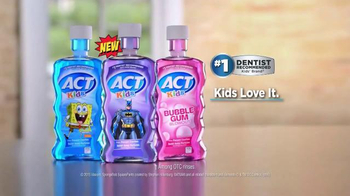 ACT Kids Fluoride TV Spot, 'Heroic Effort' - Thumbnail 9