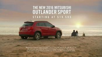 2016 Mitsubishi Outlander Sport TV Spot, 'Outlander Sport Network'