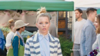 Old Navy TV Spot, 'Farmers Market' Feat. Elizabeth Banks, Song by Lil Dicky