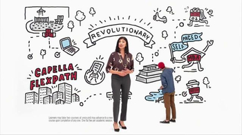 Capella University FlexPath TV Spot, 'Get an MBA That Fits Your Time'