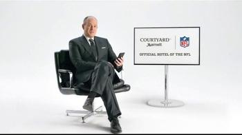 Courtyard Marriott TV Spot, 'Rich Eisen's Advice for Football Commissioner'