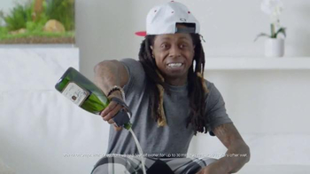 Samsung Galaxy S7 Edge TV Spot, 'Champagne Calls' Featuring Lil Wayne