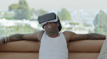 Samsung Galaxy S7 Edge TV Spot, 'Canoe' Featuring Lil Wayne, Wesley Snipes