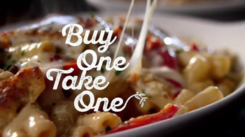 Olive Garden Buy One Take One TV Spot, 'Our Place, Your Place' - 5284 commercial airings