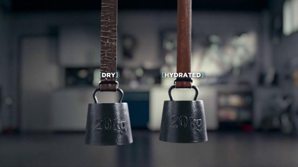 Dove Men+Care Body Wash TV Commercial, 'The Strength Test'