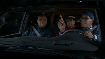 Capital One TV Spot, 'Escape' Featuring Charles Barkley, Samuel L. Jackson