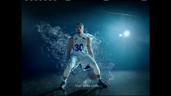 Brita TV Spot, 'You Are What You Drink' Featuring Stephen Curry