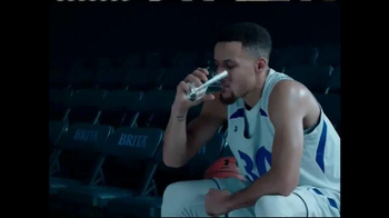 Brita TV Spot, 'You Are What You Drink' Featuring Stephen Curry - Thumbnail 7