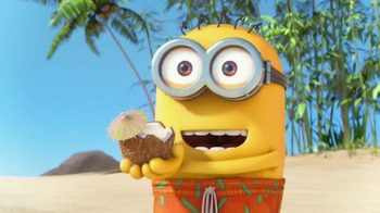 Minions Paradise TV Spot, 'Meet Phil'