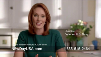 New Day USA 100 Loan TV Commercial, 'Kitchen Table' - iSpot.tv