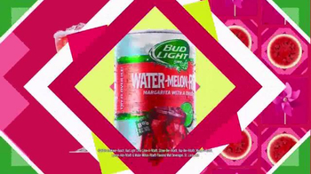 Bud Light Lime Water-Melon-Rita TV Spot, 'Kaleidoscope' Song by Nelly - Thumbnail 6