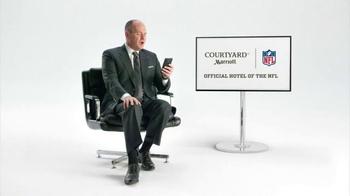 Courtyard Marriott TV Spot,'Rich Eisen On Longs Flights Without a Football'