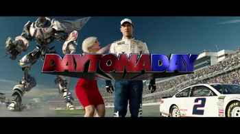 FOX: Daytona 500 Super Bowl 2017 TV Promo