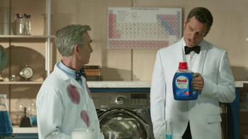 Persil ProClean Super Bowl 2017 TV Spot, '10 Dimensions' Featuring Bill Nye