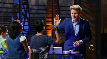 FOX: MasterChef Junior Super Bowl 2017 TV Promo