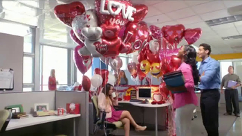 "Party City TV Spot, 'Valentine's Day: Don't Just Say, ""I Love You""'"