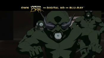 Justice League Dark Home Entertainment TV Spot
