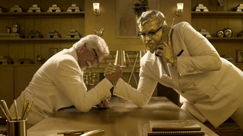 KFC Super Bowl 2017 Teaser, 'Arm Wrestling' Feat. Billy Zane, Rob Riggle