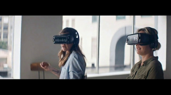 Samsung Gear VR Super Bowl 2017 TV Spot, \'FOX: Feel \