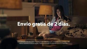 Walmart TV Spot, 'Envío Gratis De 2 Días' [Spanish]