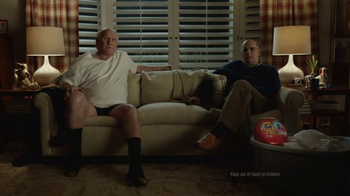 Tide Super Bowl 2017 TV Spot, 'FOX: Bradshaw Stain' Feat. Terry Bradshaw