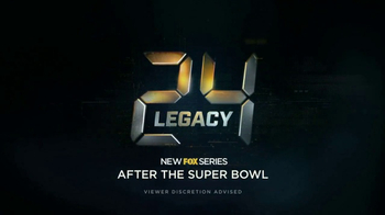 FOX: 24: Legacy Super Bowl 2017 Promo