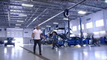 Ford Service TV Spot, 'Keeping Your Ford on the Road' Feat. Dwayne Johnson - Thumbnail 2