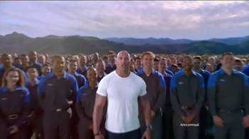 Ford Service TV Spot, 'Keeping Your Ford on the Road' Feat. Dwayne Johnson