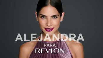 Revlon TV Spot, 'Extra humectante' con Alejandra Espinoza [Spanish]