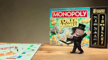 Monopoly Token Madness TV Spot, \'Not Even Scottie is Safe\'